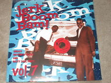 Jerk Boom Bam vol. 7 -16 Unto soul dance Floor Fillers