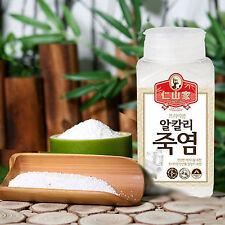 Insan Premium Bamboo Alkali Salt 100% 240g Fine Granule 3 Times Roast Mineral