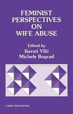 Feminist Perspectives on Wife Abuse (SAGE Focus Editions)-ExLibrary