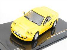 Hommell berlinette rs 1999 yellow ixo clc263 1/43 yellow gelb left hand drive lhd