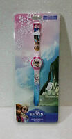 DISNEY FROZEN ELSA E ANNA OROLOGIO DIGITALE DIGITAL WATCH IN BLISTER