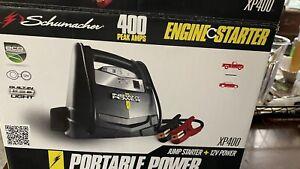 Schumacher Instant Power Battery Charger XP400-CA Jump Starter