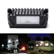 12V RV Exterior Porch Light LED Utility Awning Lamp For Trailer Boat Camper RV
