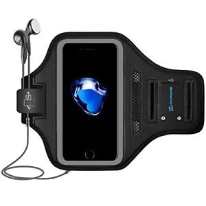 iPhone 7/7S Plus Armband - LOVPHONE Sport Running Exercise Gym Sportband Case...