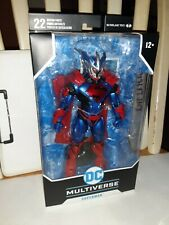 Mcfarlane toys dc multiverse superman unchained armor factory sealed