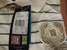 ADIDAS Prodotto con Licenza Ufficiale T-shirt Olimpici di Londra (ORIGINALE)
