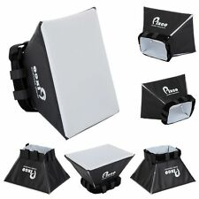 New Generic Foldable Soft Box Flash Diffuser Dome For Canon Nikon Sony Pentax