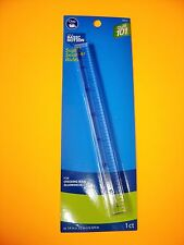 "Dritz Quilt 101 Super Seamer Ruler - 1/4"" x 1/2"" x 6 3/4"" - For Seam Allowances"