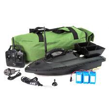 500M Wireless RC Fishing Bait Boat 2 Motors+Waterproof Handbag+2 Spare Batteries
