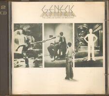 GENESIS The Lamb lies down on Broadway 2 CD 23 track REMASTER 1974-1994