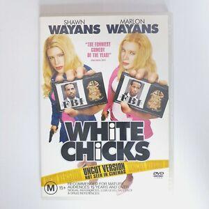 White Chicks Movie DVD Region 4 AUS Free Postage - Comedy