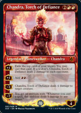 MtG x1 Foil Chandra, Torch of Defiance - Spellbook: Chandra Mythic Rare x1 - NEW