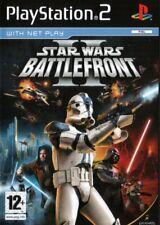 Star Wars Battlefront II (2) PS2 playstation 2 jeux games spelletjes 1245