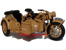 1:24 Atlas 1939-1945 BMW R75 Motorrad mit Beiwagen Zweiter Weltkrieg