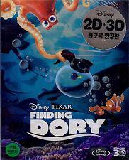 Finding Dory Limited Edition SteelBook w/PET Full Slip; Region Free Korea Import