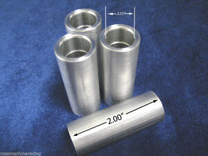 Universal Fuel Injector Boss Bungs Holders Cups Qty (6) RMR-027