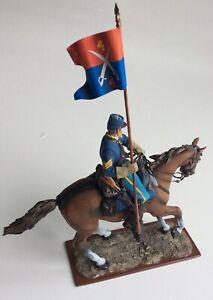 ACW Civil War Aeroart St.Petersburg  - Union Cavalryman w/Flag -  (1999 )