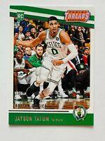 2017-18 Panini Threads Jayson Tatum RC #78, Celtics Star Rookie!