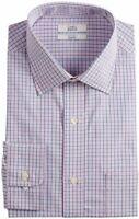 NEW Men's Croft & Barrow Dress Shirt Classic Fit Easy-Care size 17.5
