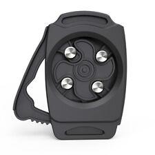 Can opener, portable manual bottle opener,black