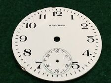 Waltham 16s Pocket Watch Dial