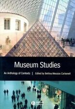 Museum Studies : An Anthology of Contexts (2003, Paperback)