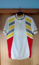 Vintage ENZO ITALIEN Cycle Jersey Taille-XXL