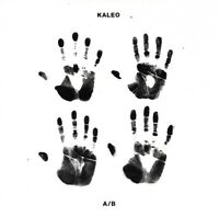 KALEO - A/B BLACK   VINYL LP NEW+