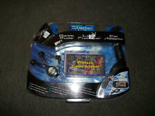 INTEC SONY PSP STARTER KIT Ear Buds/Lens Protector/Car Adapter