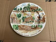 """Collectors Shepherd of the Hills China Plate 10-1/4"""""""