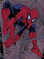 "Marvel Ultimate Spider-Man Fleece Blanket 45"" x 60"""