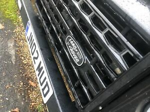 Land Rover Defender Adventure Grill Badge. Grille Series. Same Day Despatch.