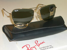 1980's 52[]16mm VINTAGE B&L RAY BAN L0226 G15 CARAVAN AVIATOR SUNGLASSES NEW