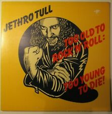 Jethro Tull-Too Old To Rock N' Roll: Too Young To Die-CHR 1111-Vinyl-Lp-1976