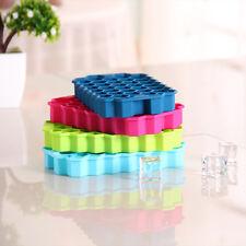 1stk Silikon Eiswürfelform Kuchenform Eiswürfel Eiswürfelschale Pudding Mould