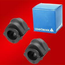 2x LEMFÖRDER Stabilager Stabilisator Lagerung Vorderachse Nissan Almera II (N16)