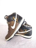 Nike Dunk Hi Premium Black Fives Bfive Edition 8.5 The Panthers Philadelphia