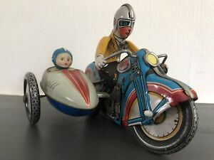 Tinplate Motorcycle