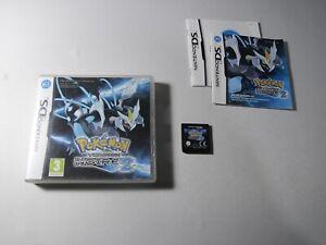 Pokémon Version Noire 2 Complet Nintendo DS