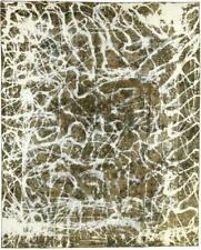Designer Vintage Picasso Look Jean Wash Perser Teppich Orientteppich 3,55 X 2,81