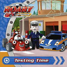 Roary the Racing Car - Testing Time, Chris Bowden( ), New Book