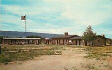 Casper Wyoming~Old Fort Caspar~Built 1858~Platte River Bridge~1950's Postcard