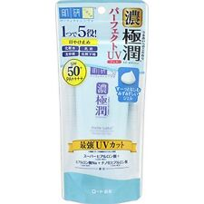 Rohto Hadalabo Koi-Gokujyun Perfect UV Gel Moisturizing Sunscreen SPF50+ PA++++