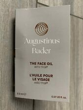 AUGUSTINUS BADER THE FACE OIL WITH TFC8, 2.2ML/.07 FL OZ, BRAND NEW