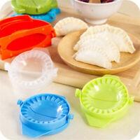 Dumpling Mold Pierogi Turnover Pelmeni Empanada Dough Press Mould Maker DIY Tool