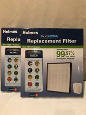 2 PACK - Holmes HAPF700 True HEPA Filters - For HAP769 NEW - FREE SHIPPING!