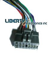 new wire harness for sony cdx-gt32w