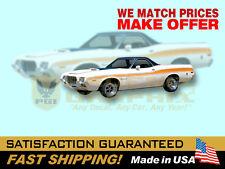 1972 Ranchero GT Decals & Stripes Kit