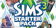THE SIMS 3 STARTER PACK [PC/Mac] Origin keys