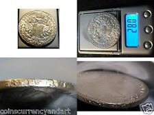 1918 TALLERO Large Coin  ITALIAN COLONY- AFRICA - ERITREA KM # 5  28g 12pictures
